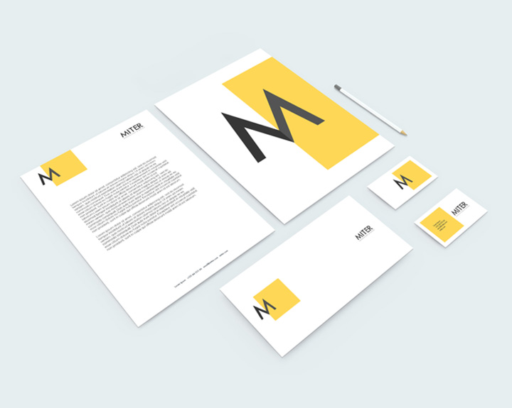brandbusters stationery design