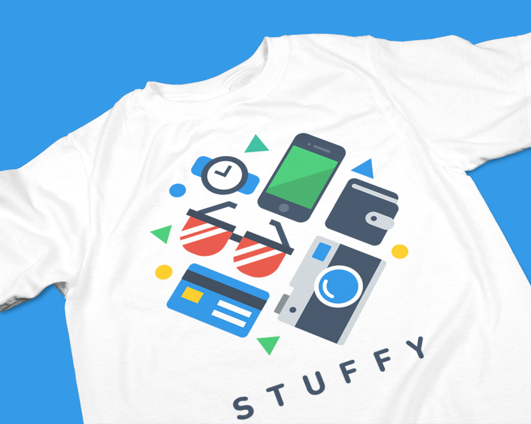 Brandbusters T-Shirt Design Example 1